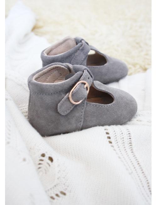 grey suede lill1y