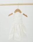 wit jurkje van DOTM