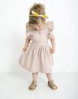 Dust pink 1 - Harper dress