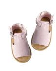 pink suede, hazel sandals, dotm, moons footwear. dancing on the moon